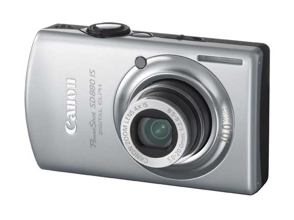 PowerShot SD880 IS