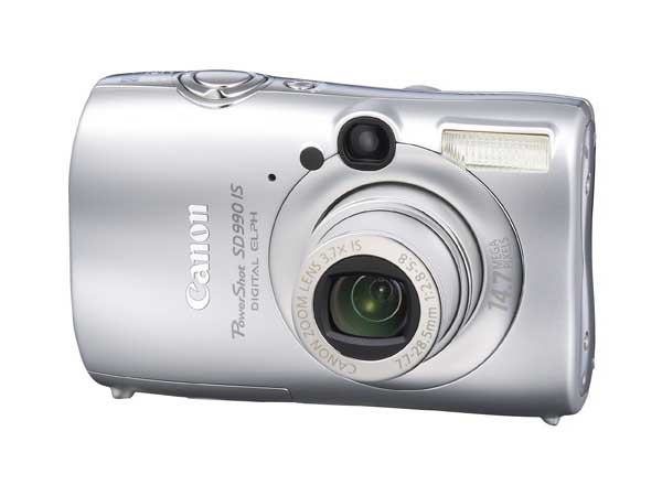 PowerShot SD990 IS